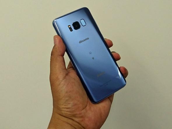 Galaxy S8/S8+が日本で発売