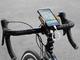 スマホを充電しながら自転車に固定できるバッテリー付きホルダー