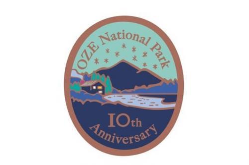 「尾瀬国立公園10周年記念」特製ピンズ