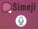 AIによる音声入力機能を「Simeji」に提供 顔文字をレコメンド、句読点も自動で