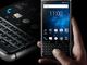 「BlackBerry KEYone」が6月下旬発売 タッチセンサー付きのQWERTYキーを搭載