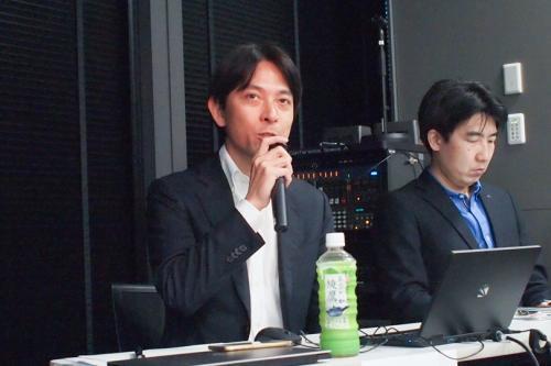 NTTコミュニケーションズ 岡本健太郎氏