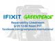 分解マニュアルのiFixit、Greenpeaceの「修理しやすい製品を」キャンペーンに協力