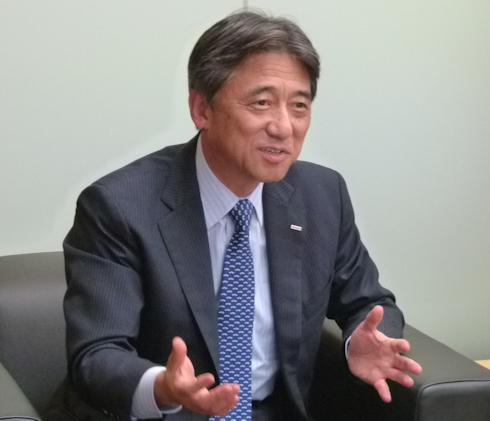 ドコモ吉澤和弘社長