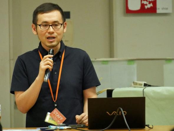 HTC NIPPONの西村氏