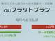 20GBプランが音声+データ込みで月額6000円から 「au フラットプラン」提供【更新】