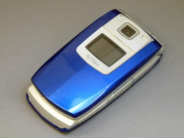 「N900iG」(閉じた正面)