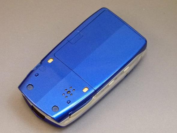 「N900iG」(閉じた背面)