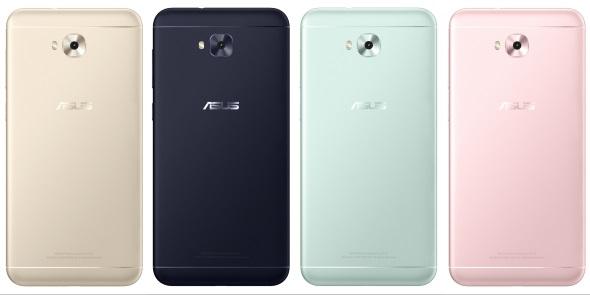 ZenFone 4 Selfie(ZD553KL)(背面)