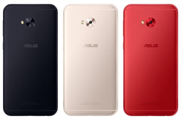 ZenFone 4 Selfie Pro(ZD552KL)(背面)