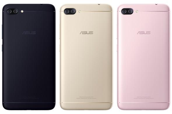 ZenFone 4 Max Pro(ZC554KL)(背面)