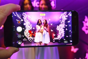 ZenFone 4のカメラアプリ(その2)