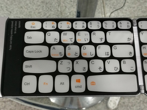 Wekey Pocket Keyboard