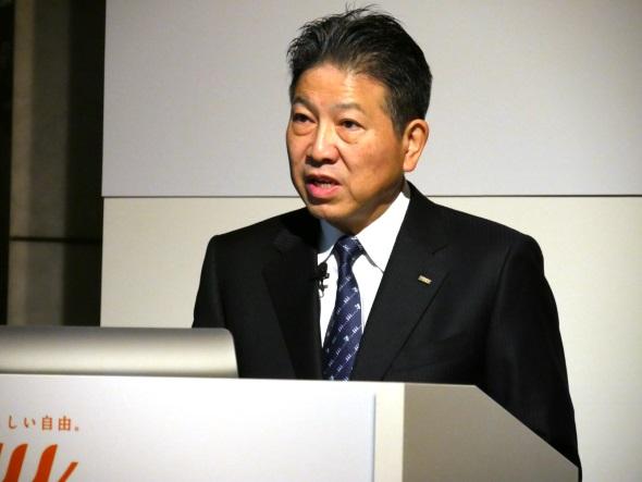 石川雄三副社長