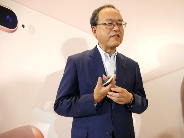 田中孝司社長