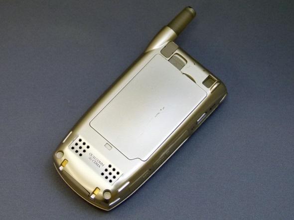 「A5505SA」(閉じた背面)