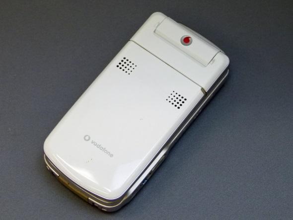 「Vodafone 902SH」(閉じた正面)