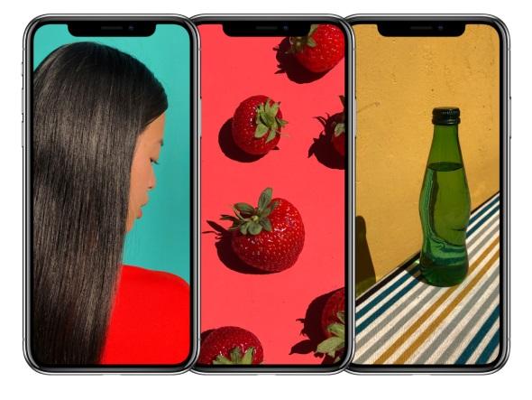 iPhone Xは有機ELディスプレイを採用