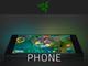 ゲームPCのRazer、初のAndroidスマートフォン「Razer Phone」発売