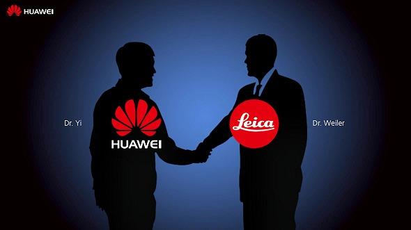 Huawei、ライカ