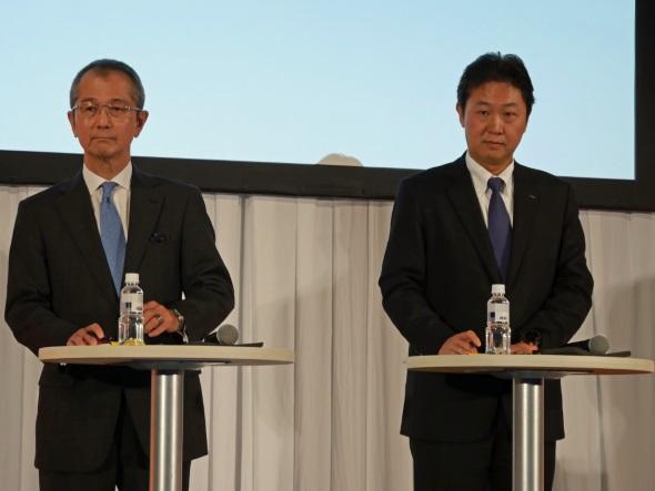 山本氏と渡辺氏