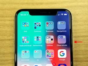 iPhone Xはサイドボタンを3回クリック