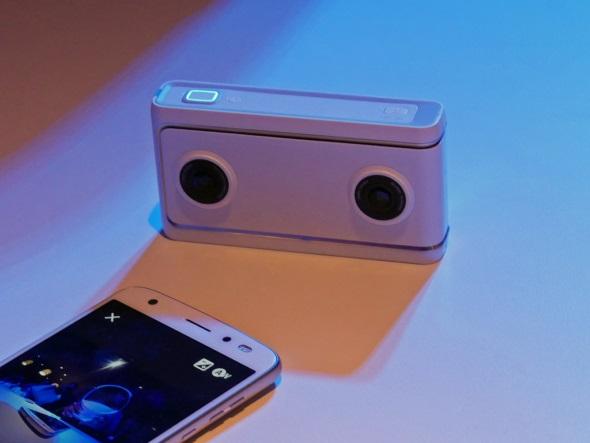 Lenovo Mirage Camera with Daydream(実機)