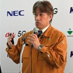 大林組の古屋氏