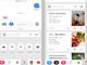 iOS版Googleアプリ、「メッセージ」内での検索ボタンや「Safari」連携などの新機能