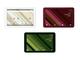 au、防水タブレット「Qua tab QZ10」&「TORQUE G03」新色を3月に発売