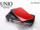 ガラス、TPU、アルミ素材を採用したiPhoneケース ディーフから