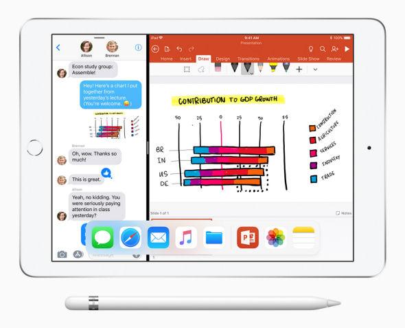 st52693 ipad 03 - 新9.7インチiPad発表--Apple Pencilに対応、3万7800円から