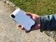 ICカードやSIMカードなどを収納できるスタンド付きiPhone Xケースのクラウドファンディング