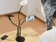 より手軽に動画配信を ライト、スマホ、マイクを設置できるアームスタンド