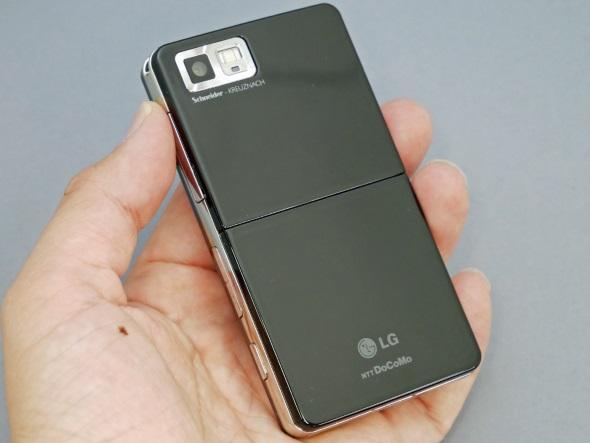 PRADA Phone by LG L852i(背面)