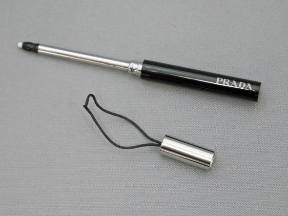 付属のペン