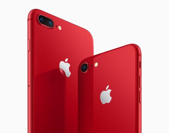 iPhone 8 PlusとiPhone 8