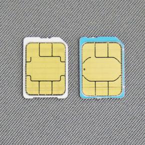 ドコモの水色SIM、従来のピンクSIMと何が違う? (l_st52693_sim-02.jpg ...