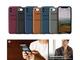 フォーカル、カードスロット付き本革iPhoneケース6種を発売