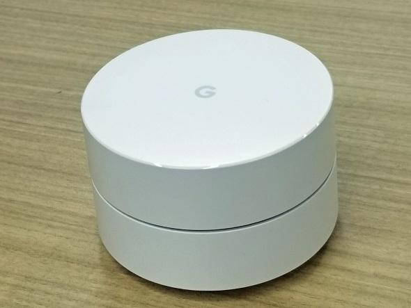 日本でもようやく投入された「Google Wifi」