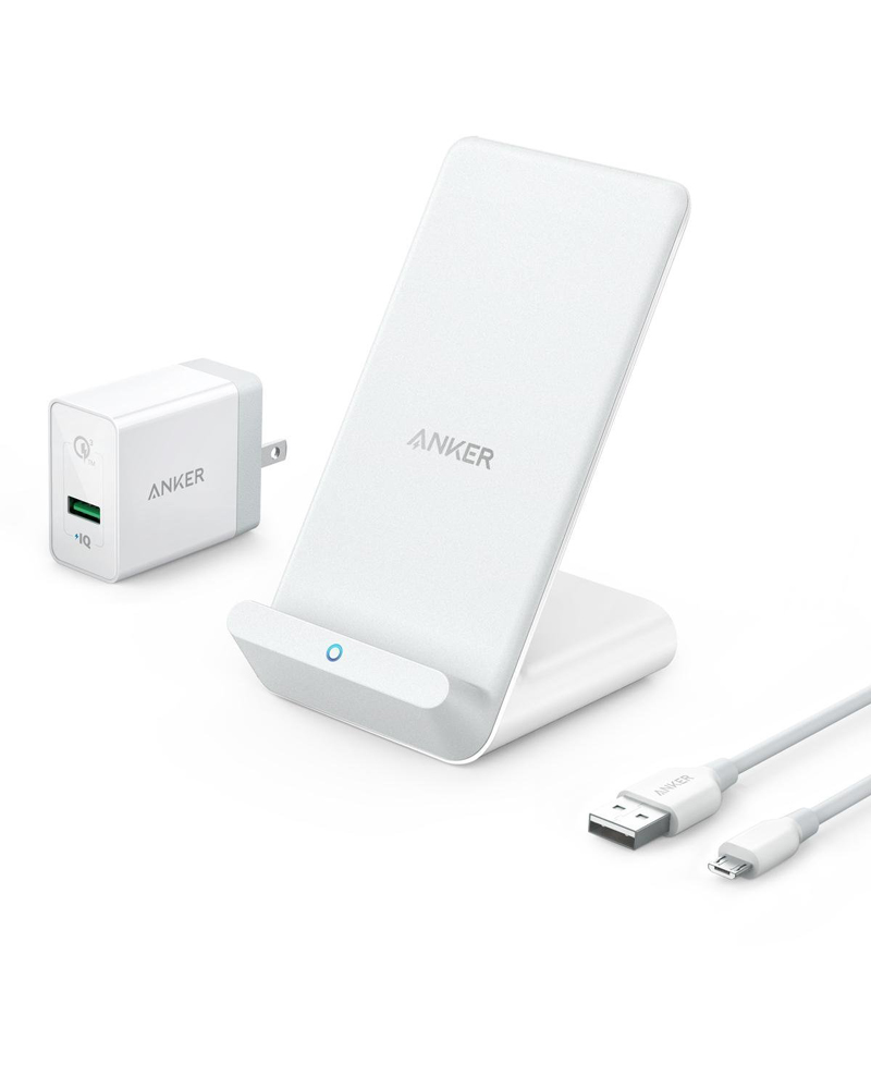 best iphone chargers アンカー 最大7 5wでiphoneを充電できるスタンド パッド型ワイヤレス充電器を発売 itmedia mobile 10251