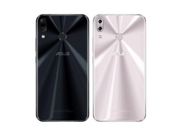 ZenFone 5Z(ZS620KL)(背面)