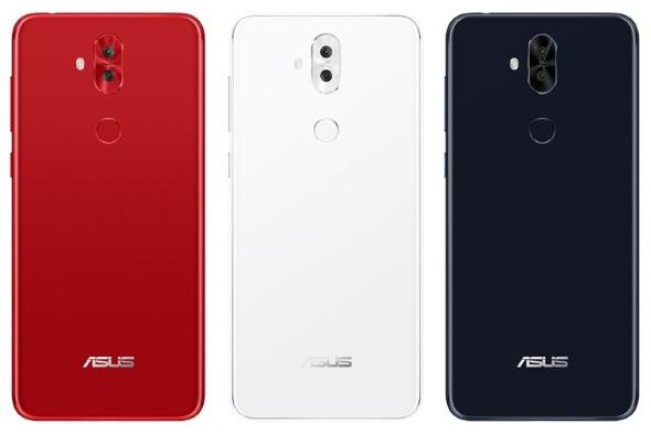 ZenFone 5Q(ZC600KL)(背面)