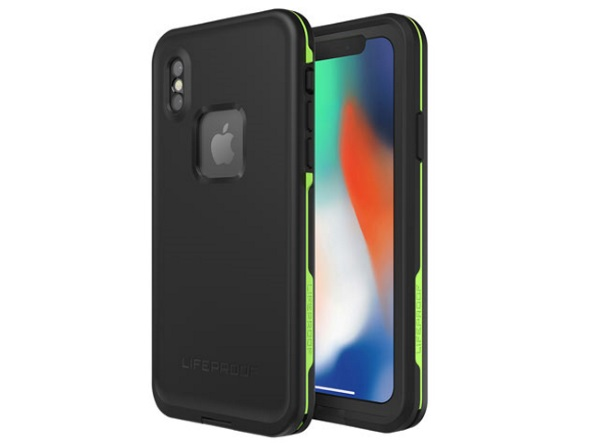 LIFEPROOF FRE for iPhone X(Night Lite)