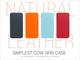 UNiCASE、薄くしなやかなカウスキン使用のカラフルなiPhoneケースを発売