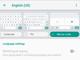 Googleの入力アプリ「Gboard」、モールス符号入力が可能に