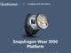 Qualcomm、「Wear OS」向け「Snapdragon Wear 3100」搭載端末は年内登場へ