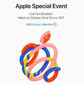 Appleスペシャルイベント