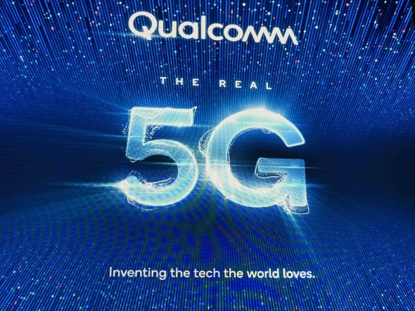 THE REAL 5G
