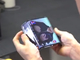 Xiaomiの折りたたみスマートフォンは3つ折り式 社長がWeiboで動画公開
